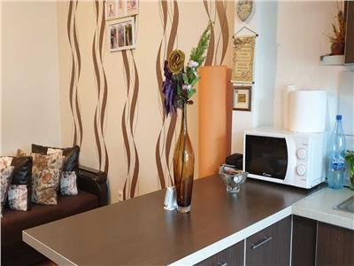Apartament 2 camere mobilat si utilat, etaj intermediar in Floresti!