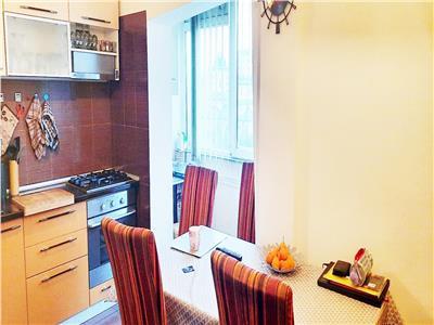 Apartament 3 camere etaj 6 zona Casa Radio Grigorescu
