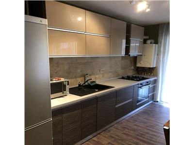 Apartament 2 camere mobilat si utilat modern, cu loc de parcare in Floresti!