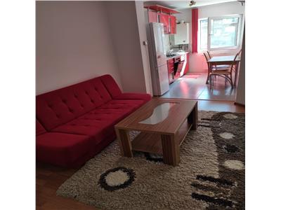 Apartament 2 camere, mobilat si utilat cu loc de parcare in Floresti!