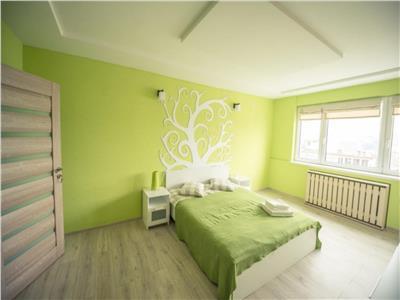 Apartament cu 2 camere ultrafinisat, 8/11 in Centru, zona NTT DATA !