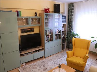 Apartament cu 4 camere in Manastur, 81 mp utili, etaj 3 zona Napolact!