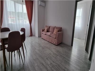 Apartament 2 camere finisat si mobilat modern, bloc nou, Floresti!