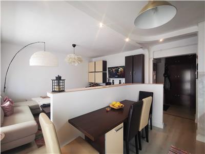 Apartament cu 3 camere finisat la cheie in Marasti, 2 bai, etaj 3!
