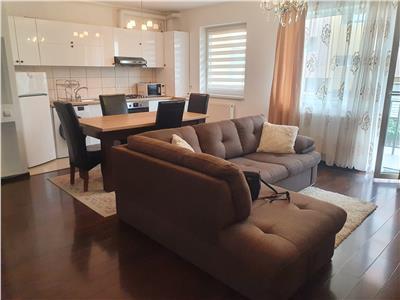 Apartament 2 camere confort marit, mobilat si utilat in Floresti!
