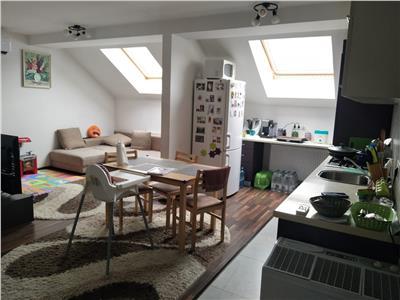 Apartament 3 camere in Zorilor, bloc nou, mobilat si utilat
