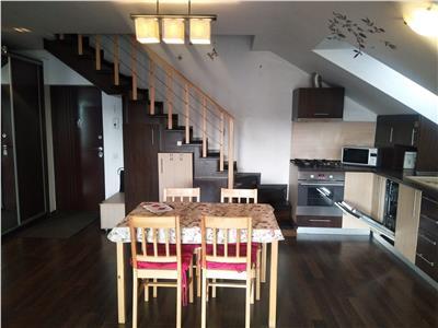 Apartament de 100 mp pe 2 niveluri in Buna Ziua cu garaj