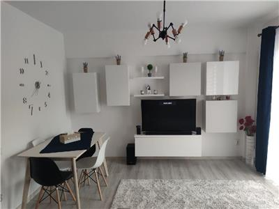 Apartament 3 camere finisat si mobilat la cheie in Floresti!