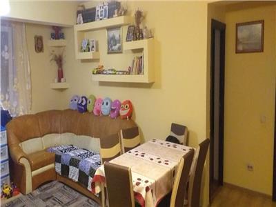 Apartament 2 camere mobilat, cu loc de parcare in Floresti!