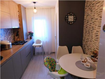 Apartament 3 camere, decomandat, in Cartierul Gheorgheni