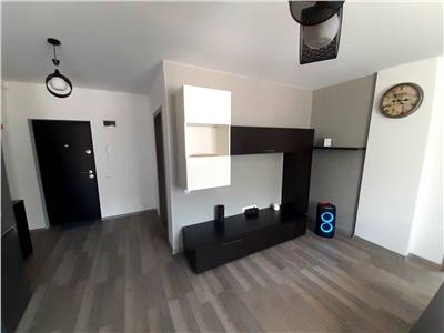 Apartament 2 camere mobilat modern, cu terasa in Floresti!