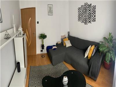 Apartament cu 2 camere in Marasti, etaj 2/4 finisat !