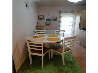 Apartament 2 camere decomandat, mobilat si utilat modern Floresti!