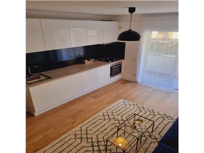 Apartament 2 camere, finisat si mobilat modern, bloc nou Floresti