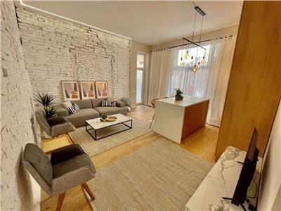 Apartament 2 camere, utilat si finisat modern, Central
