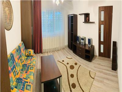 Apartament renovat cu 3 camere, 2 bai in Marasti, str. Lacul Rosu !