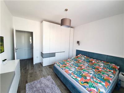 Apartament cu 3 camere finisat la cheie in Floresti, etaj 2, zona Sub Cetate !