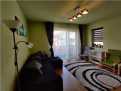 Apartament 2 camere decomandat, mobilat si utilat la cheie, Floresti!