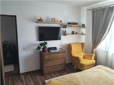 Apartament 2 camere decomandat, mobilat modern, central Floresti!