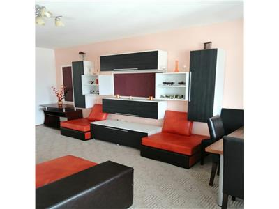 Apartament 2 camere mobilat si utilat complet, loc de parcare Floresti!