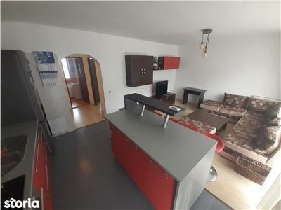 Apartament 2 camere mobilat si utilat, zona centrala in Floresti!