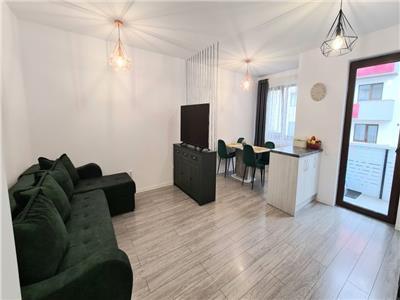 Apartament 2 camere la cheie, bloc nou, zona Sub Cetate Floresti!