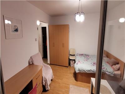 Apartament cu 1 camera, 37 mp+ balcon, etaj 3, boc nou, zona Hasdeu !